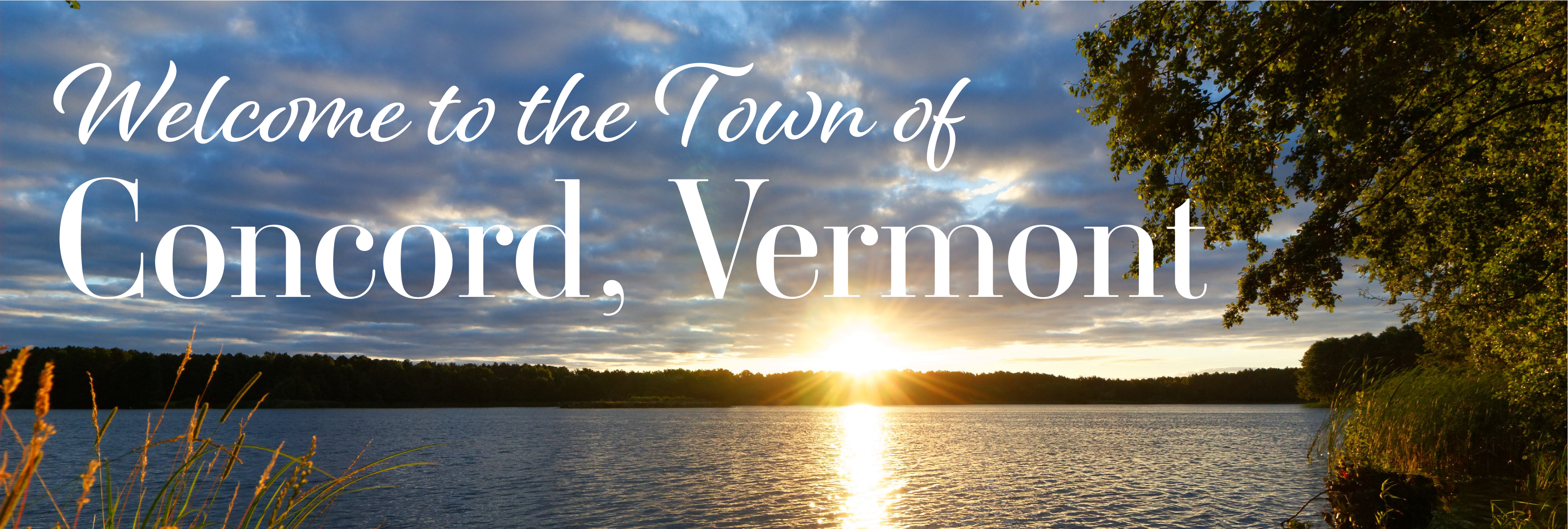 Town of Concord, Vermont