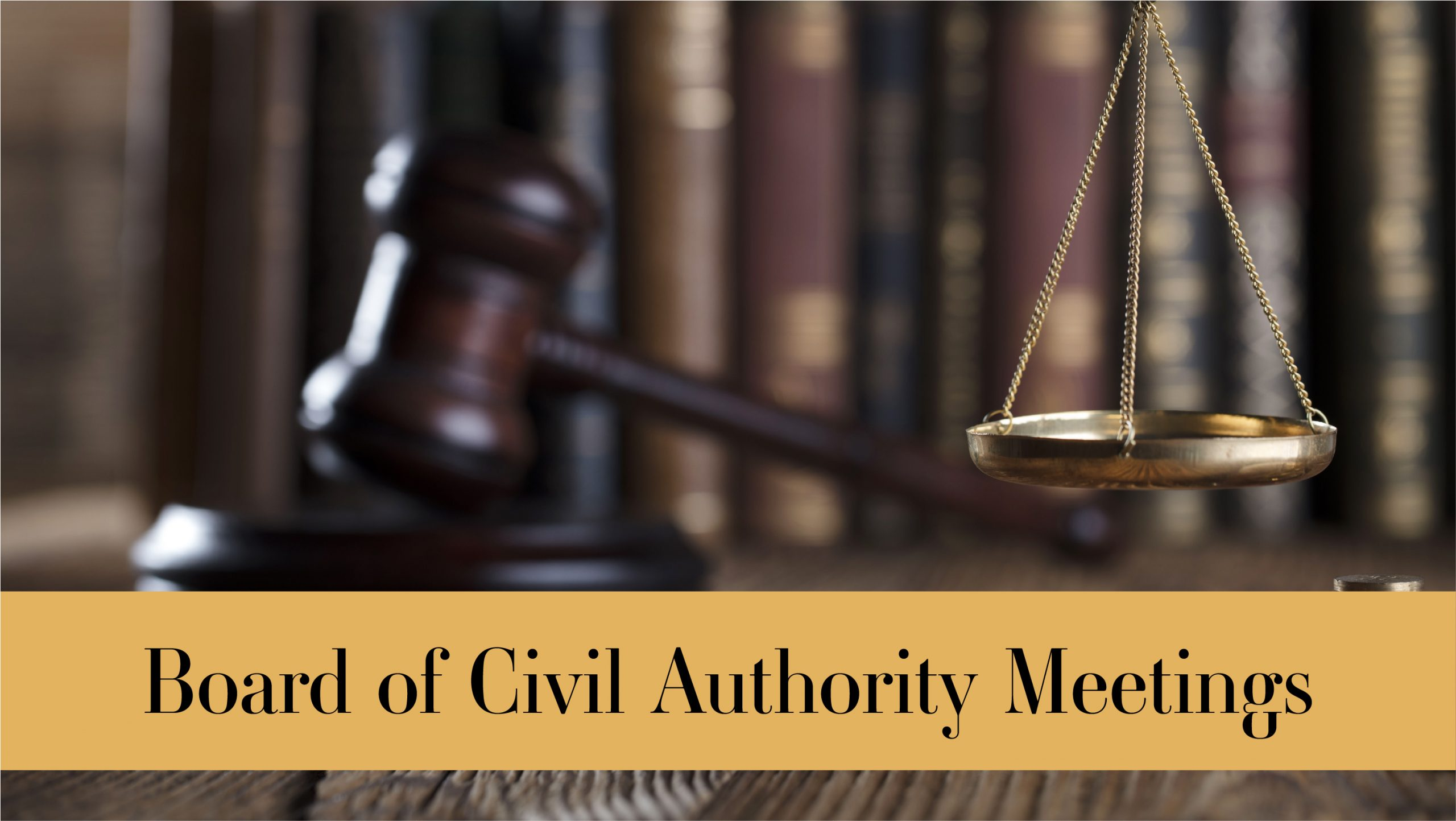 Board of Civil Authority